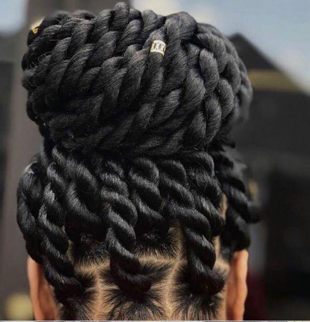Hairstyles 2020 Female Braids Latest Enviable Hair Ideas Zaineey S Blog Twist Braid Hairstyles Girls Hairstyles Braids Natural Hair Styles