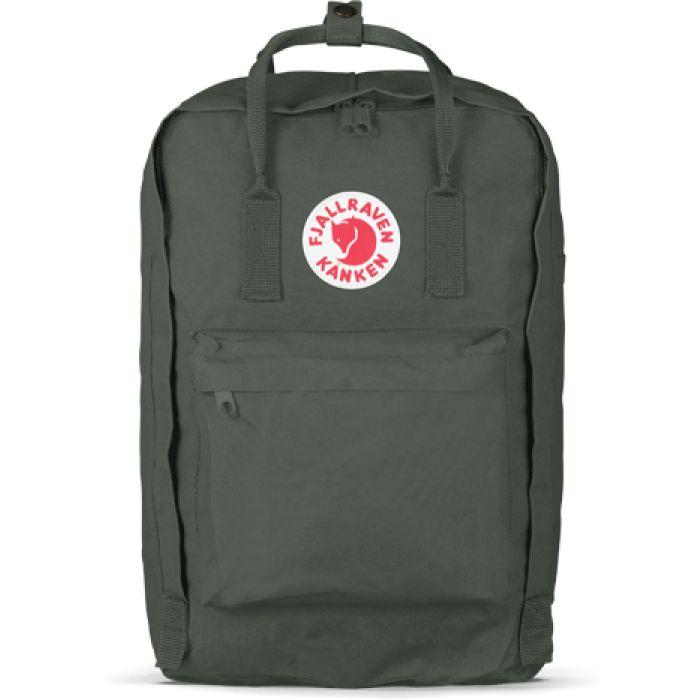 """Kånken 17"""" Laptop Backpack - Forest Green"""
