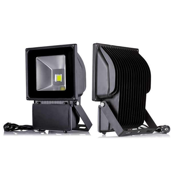 (27.34$)  Watch now  - 100W 9000LM LED Flood Light IP65 AC 85-265V projecteur led exterieur Led Floodlight projecteur Led spotlight outdoor lighting