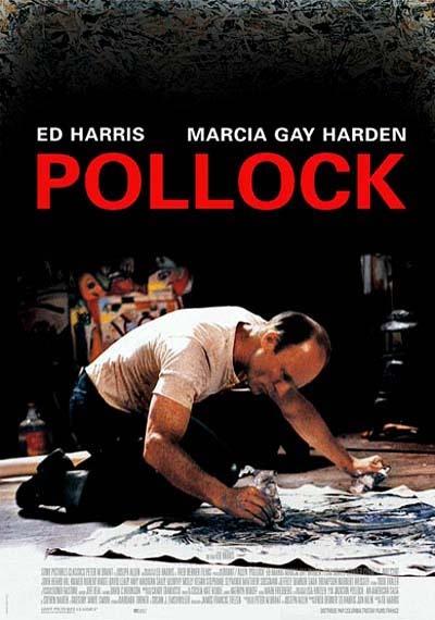 POLLOCK LA VIDA DE UN CREADOR. ED HARRIS , 2002