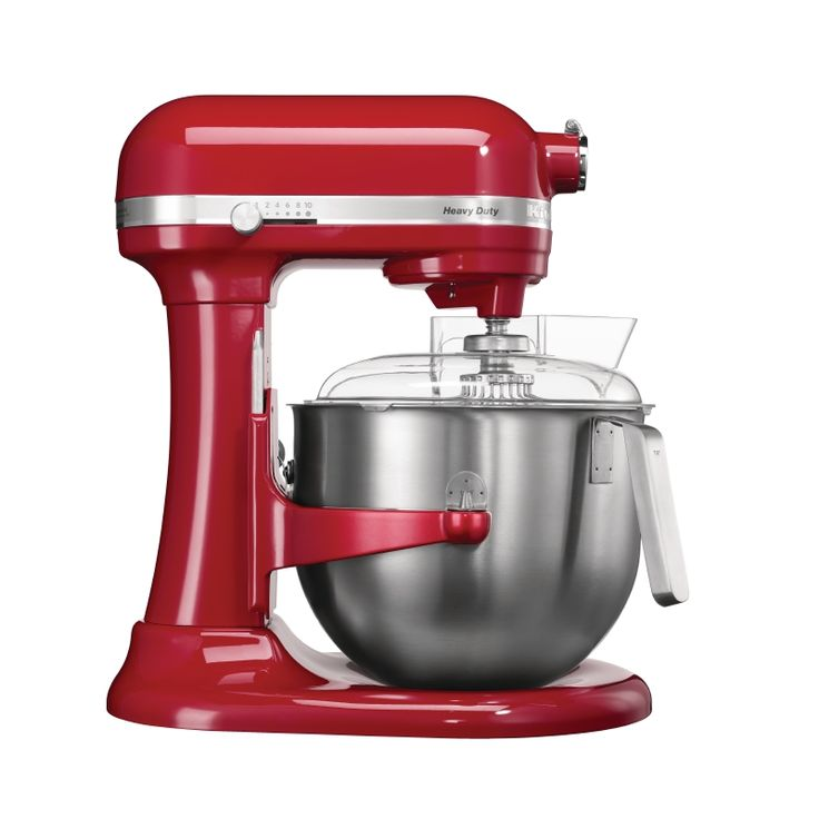 KitchenAid Heavy Duty Mixer Red - Buy Online at Nisbets                                                                                                                                                      もっと見る