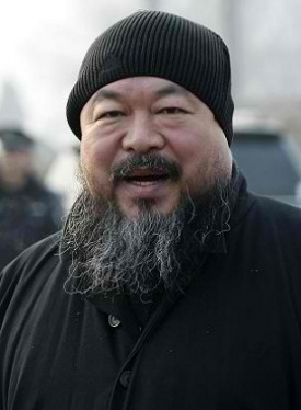 Ai Weiwei, one of China's most talented and skilled artists and democracy advocates.