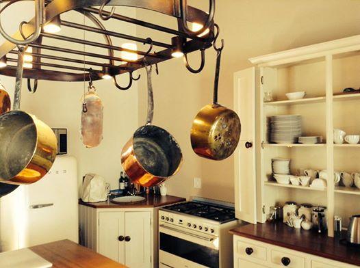 Our Diamant Kitchen. Envious? |Guesthouse | Paarl | Western Cape | Cape Town | Diamant Estate
