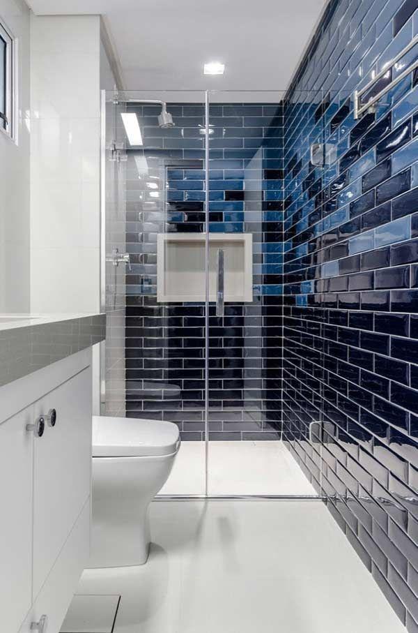mistura tons diferentes da mesma cor bathroom. Black Bedroom Furniture Sets. Home Design Ideas