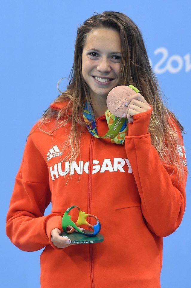 Kapás Boglárka élete álmát teljesítve 800 gyorson szerezte meg a bronzérmet