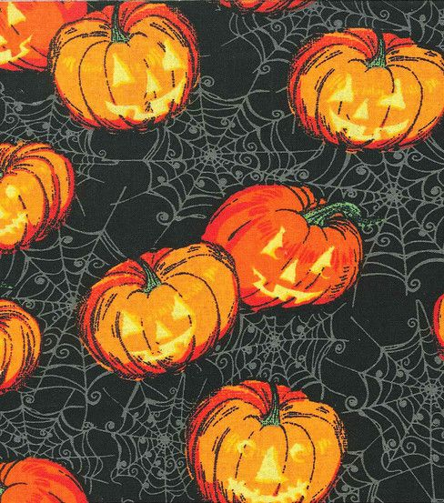 Joanns Halloween Fabric