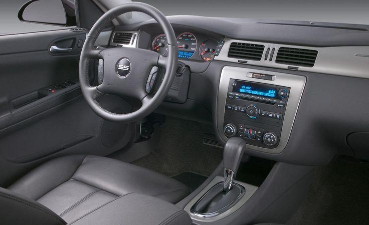 2008 Chevrolet Impala Interior