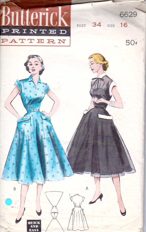 Vintage 50's Rockabilly Full Skirt Oversize by retromonkeys, $14.00Skirts Oversized, Full Skirts, 50S Rockabilly, 1950S Dresses, Sewing Pattern, Vintage Sewing, Rockabilly Full, Sewing Vintage, Vintage Pattern