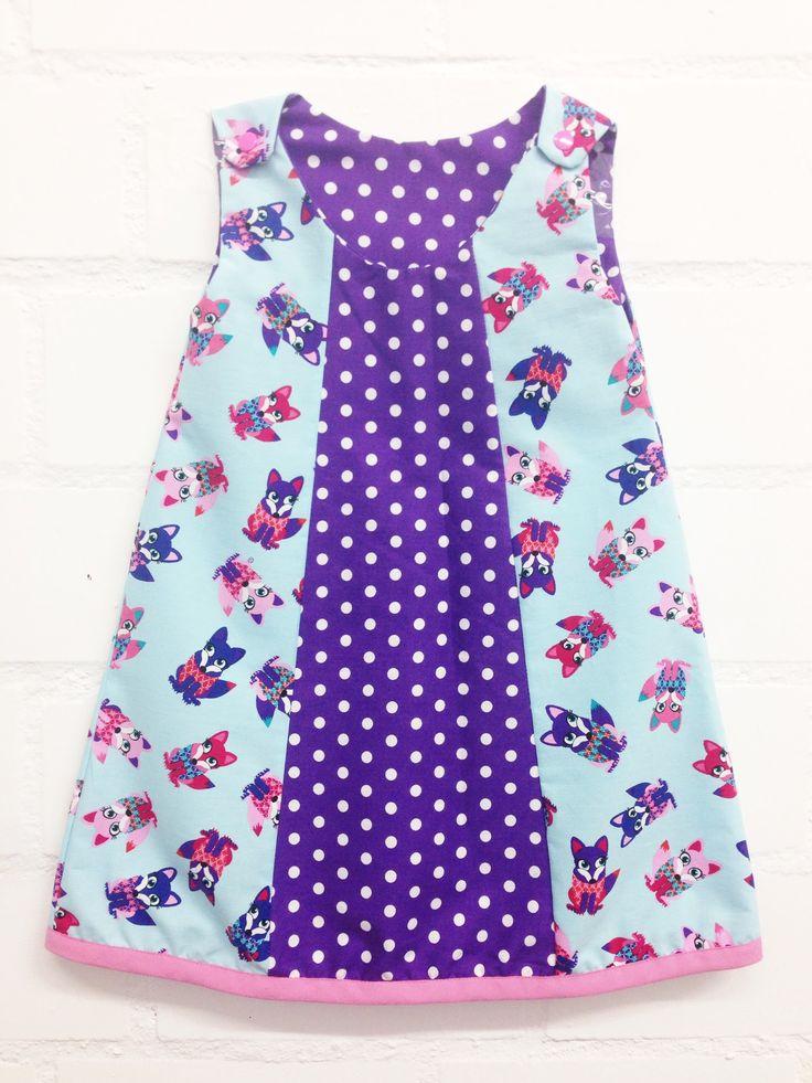Selbermacher-Kleidchen - kostenlose Nähanleitung
