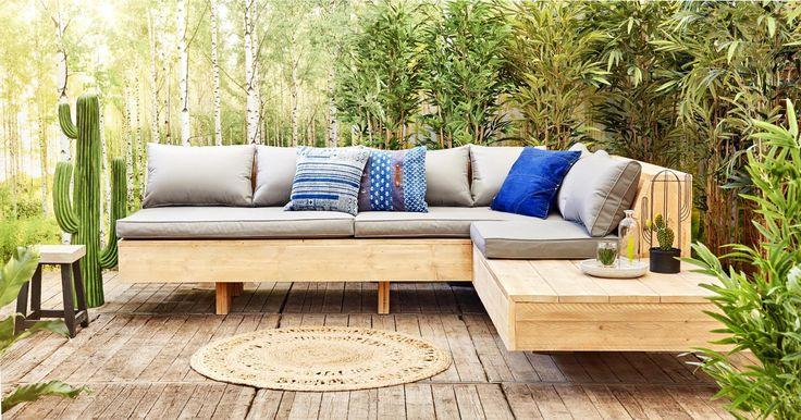 Praxis | Wil je deze zwevende loungebank ook maken? Bekijk dan ons maakrecept!