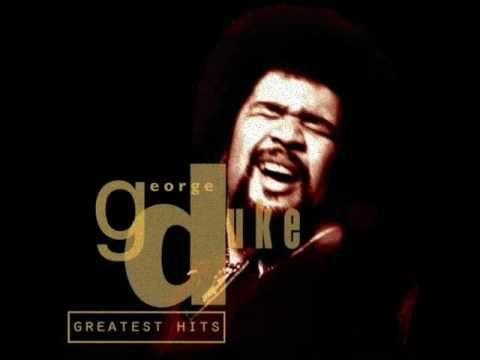 George Duke the master of beautiful ballads, and soulful funk. NO RHYME NO REASON