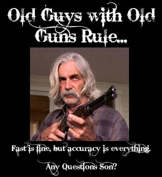 Sam Elliott!