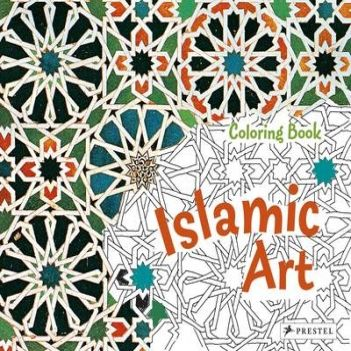 Islamic Art Colouring Book here at Dragonfly