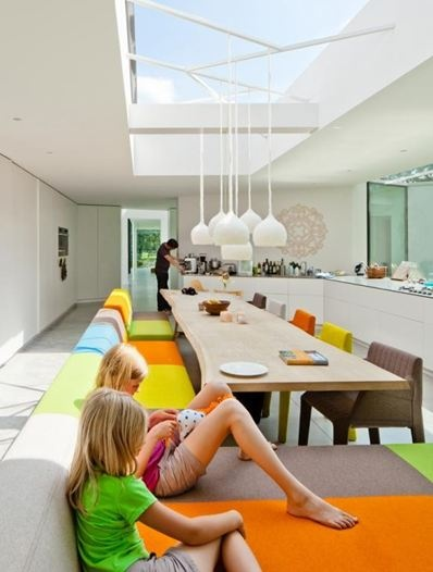 home - Esstisch Mit Bankettbestuhlung