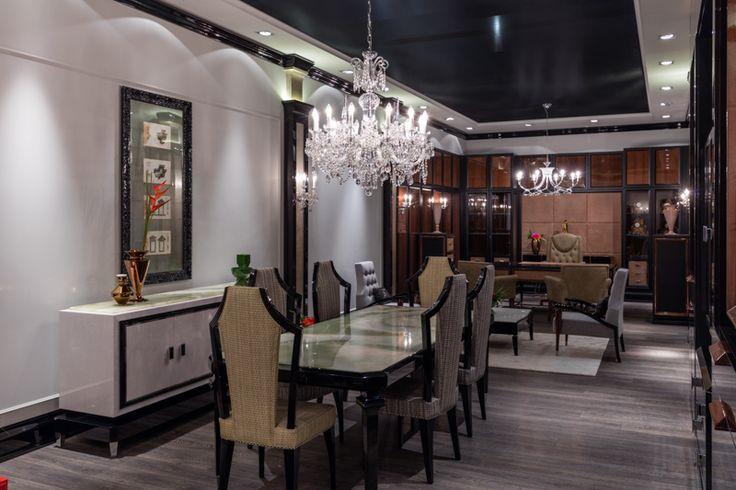 PRECIOSA Lighting & Giorgio Piotto at Salone del Mobile 2016. #light #residential #lighting #milandesignweek #design #crystal #luxury
