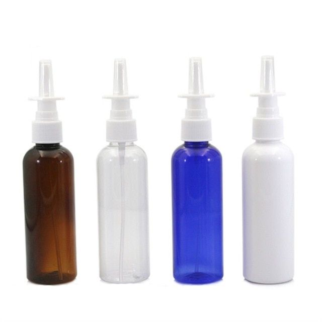 e2eb6de64b6c 1Pcs/Lot Refillable Bottles Pump Spray Bottle 100ml Pump Sprayer ...
