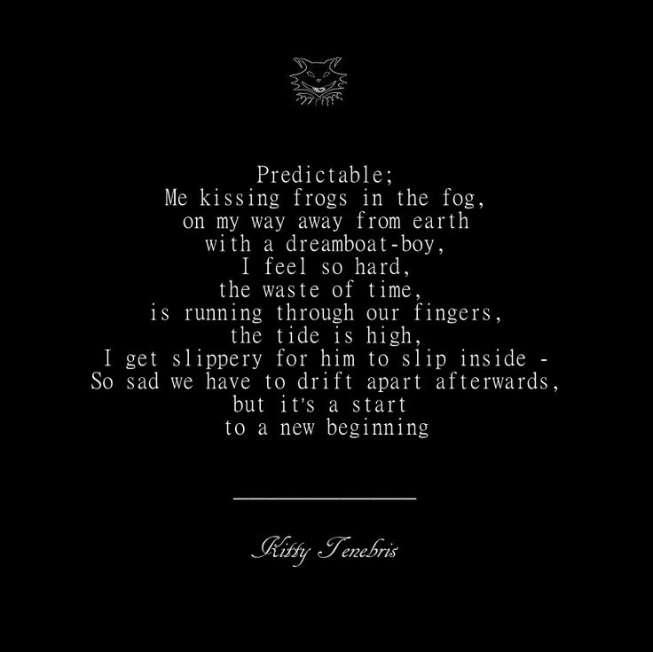 Kissing Frogs In The Fog - Kitty Tenebris   frogkissing poetry poem poetsofinstagram kittytenebris instaquote quotes