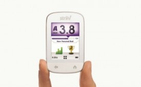 Smart Pedometer Striiv Takes Fitness to Social Level