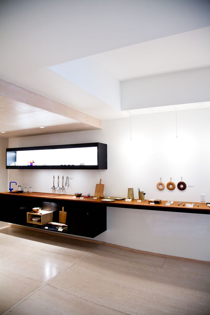 Mjölk store, interior design by by local architect firm Studio Junction