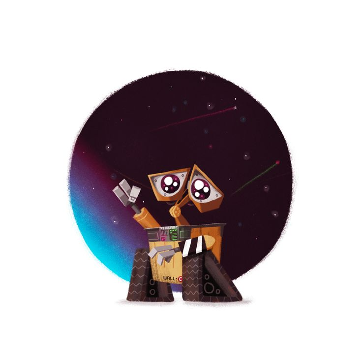 Wall•e by Fine Goods