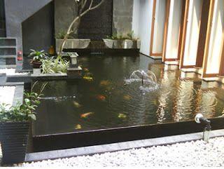Koi Pond Design 1