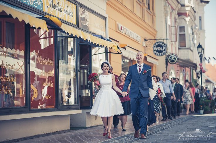 Hungarian tradition - wedding march