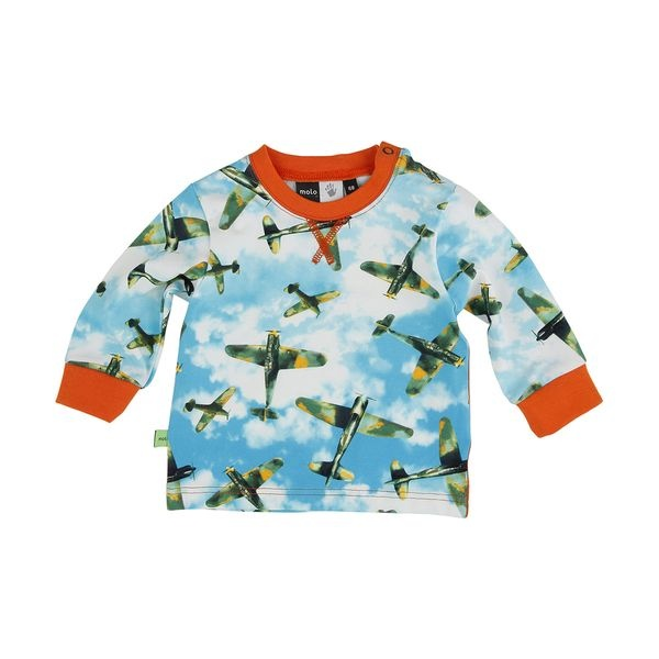 molo  aw13 - Ernest model planes PJ top. Now in at Herbert and Stella.
