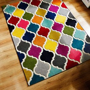 Koberec Flair Rugs Spectrum Limbo Multi, 120 x 170 cm
