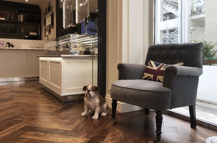 Links of London   Jewellery store construction   Nicosia   iidsk     Interior Design & Construction