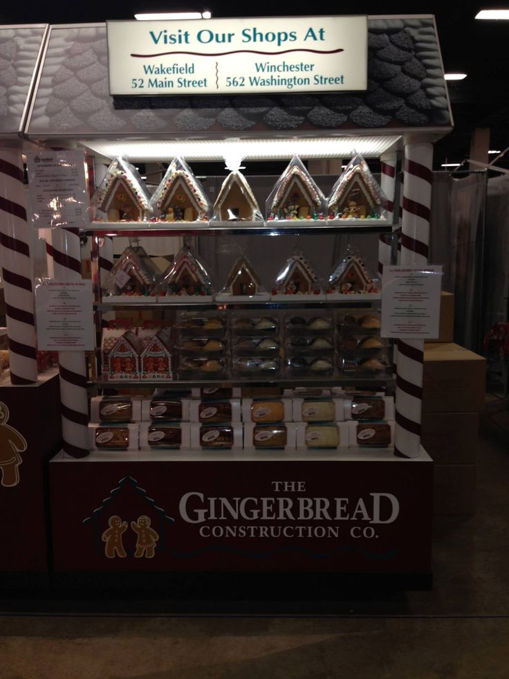 The Gingerbread Construction Company - 2013 Boston Christmas Festival