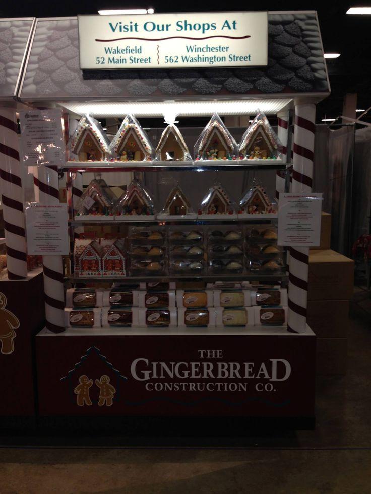 The Gingerbread Construction Company - 2013 Boston Christmas Festival