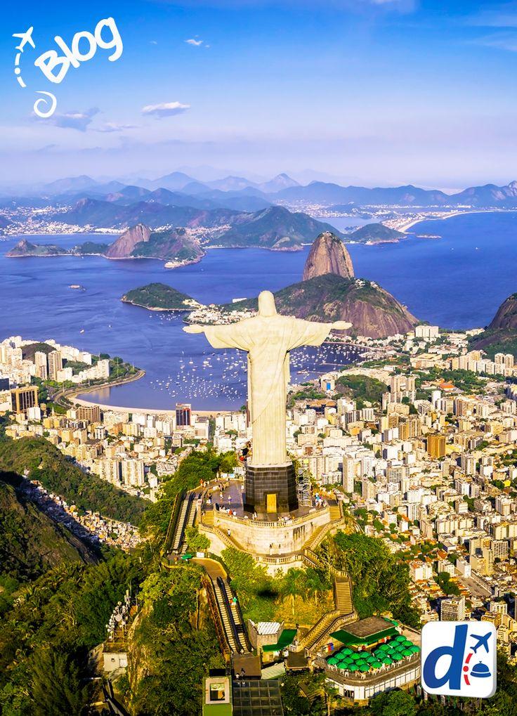 #BLOG #ViajaraBrasil Viene llegando el verano y no hay nada mejor que disfrutar al máximo de una playa carioca, no? Y cuando hablamos de hotel en la Cidade Maravilhosa, pensamos: qué caro! Pero podemos pasarla bien sin gastar mucho. Hay varias opciones de hostel en Río de Janeiro que te encantarán y dejarán tus vacaciones con un presupuesto mucho más barato e ideal para disfrutar el verano!