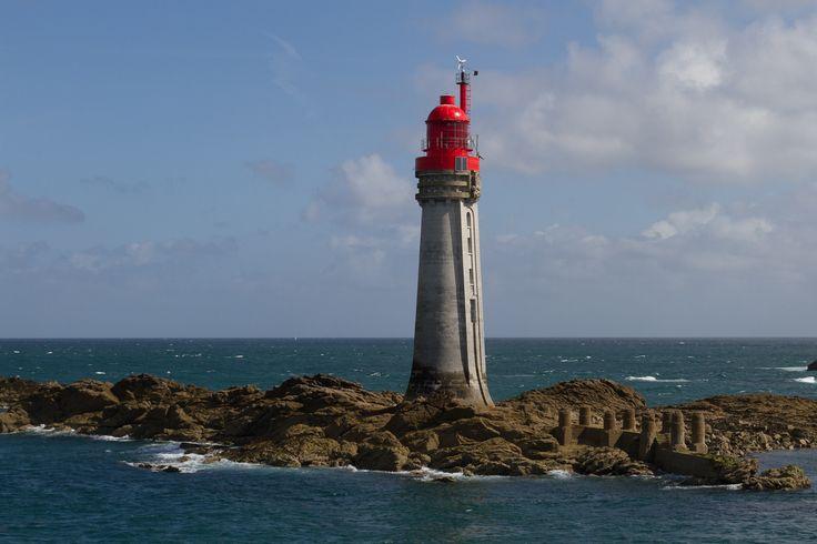 Lighthouse, Saint-Malo, France