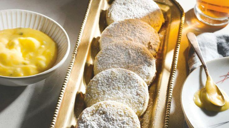 A contemporary twist on a classic Kiwi recipe, using the favourite feijoa.