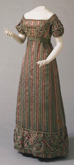 Dress 1823 The Philadelphia Museum of Art