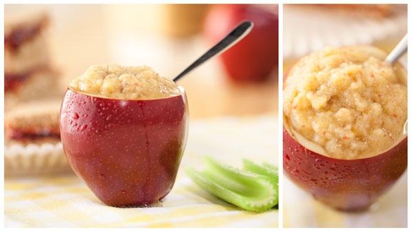 Split Second Applesauce Recipe   Blendtec ----> http://www.blendtec.com/recipes/split_second_applesauce