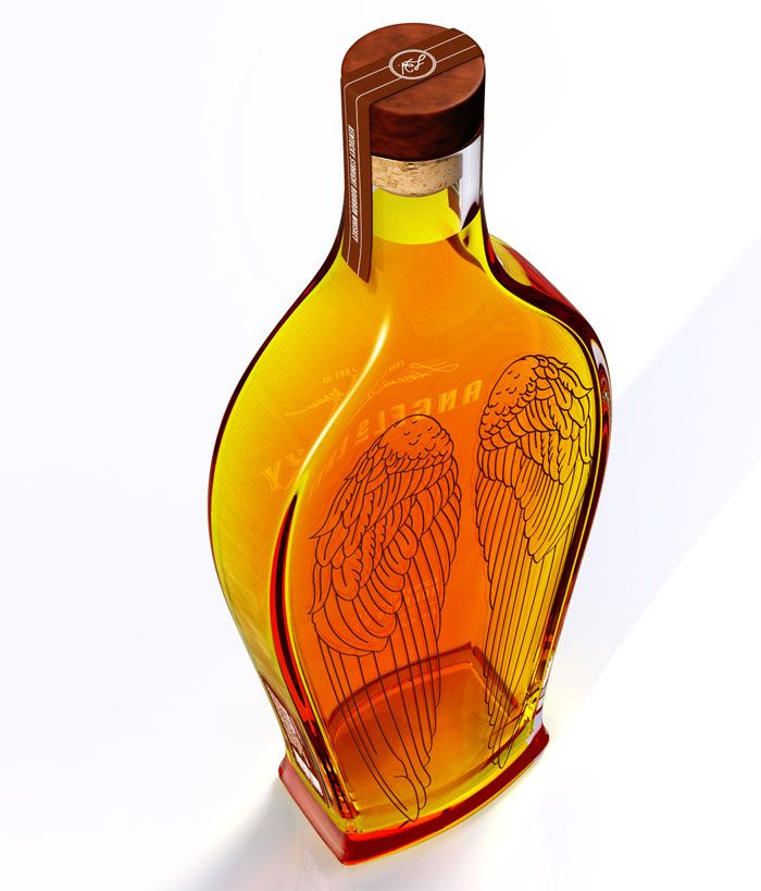 """Angels Envy Bourbon Whiskey- definately unique has a different flavor than most bourbons, almost a Jim Beam presents to it...which is not a desirable quality to me in a more """"upscale"""" bourbon."""