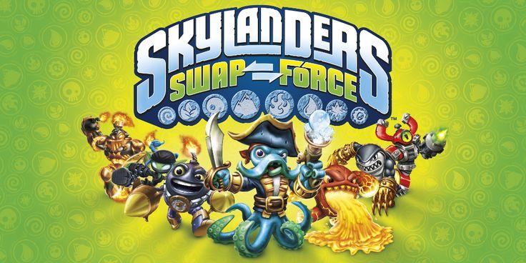 skylanders swap force | Skylanders Swap Force : Obiettivi Xbox360, Video Trailer, Immagini e ...