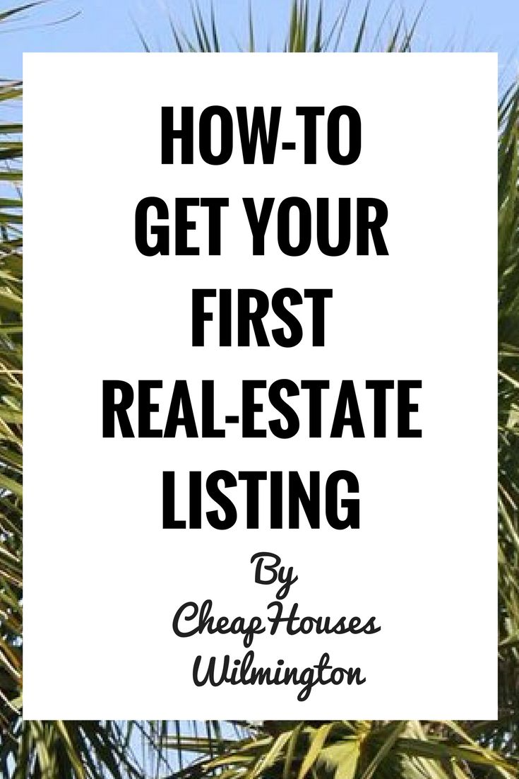 Getting your first real-estate listing will be one of the most difficult things you do in real-estate. If you don't have a wide circle of friends or a sphere to get your first listing, it will be difficult for a stranger to trust you. BUT I'm going to share how I got my first listing …