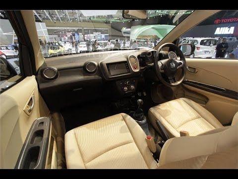 2014 Honda Mobilio interior