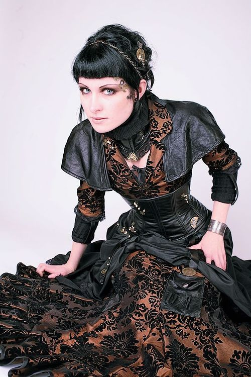 237 Best Steampunk My Closet Images On Pinterest
