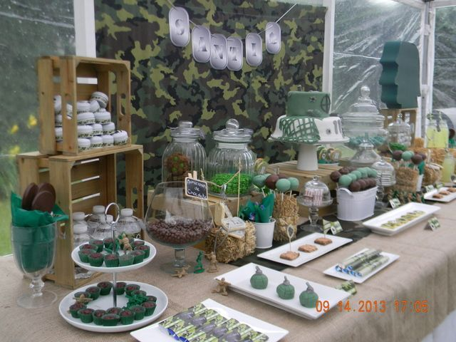 Call Of duty, soldier Birthday Party Ideas | Photo 1 of 85 | Catch My Party
