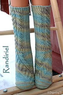 This is a special pattern of the Socken-Kreativ-Liste, a German yahoo group with over 2000 members.