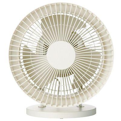 無印良品サーキュレーター(低騒音ファン・大風量タイプ)・ホワイト 羽が大改良されて静かになったらしいので買い換えたい!