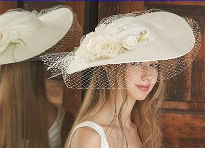 Vintage wedding dresses with hat - The Wedding SpecialistsThe ...