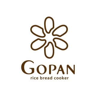 GOPAN(ゴパン)のロゴ:女性ばかりじゃない | ロゴストック