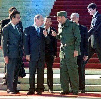 Умер Фидель Кастро — Самарские судьбы