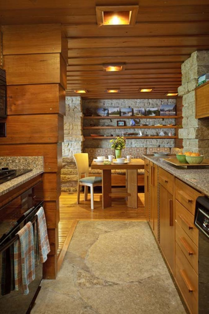 20 best usonian style homes images on pinterest frank lloyd wright usonian house and architects on kitchen interior top view id=53694