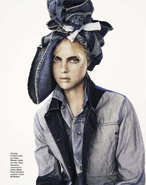 Fashion Photography: Denim!