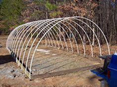 pvc pipe storage shed - Google Search                                                                                                                                                      More